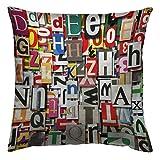 Zebra Textil Bed, Stoff, Bunt