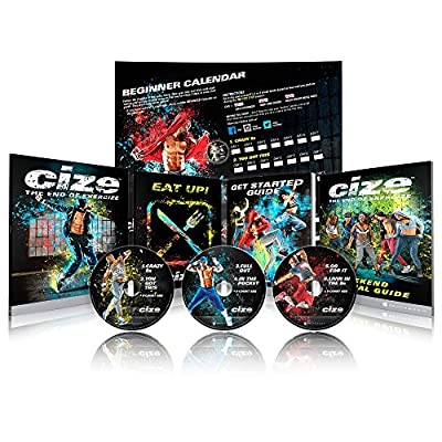 CIZE Dance Fitness DVD Package from Beachbody