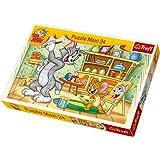 A.B.Gee - Puzzle Tom Y Jerry de 24 piezas (TR14103)