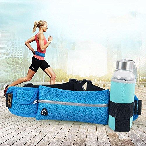 BUSL Wandern Geldbeutel Telefonpaket Taschen nahe männliche dünne Sportgürteltasche weibliche Ma Lasong Lauftechnik läuft a