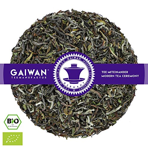 Nr. 1299: BIO Schwarzer Tee Darjeeling Pussimbing SFTGFOP1