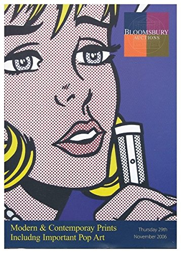 modern-amp-contemporary-prints-including-important-pop-art-thursday-29th-november-2006-bloomsbury-auction-catalogue