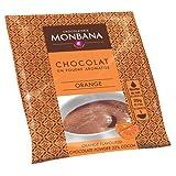 Monbana Trinkschokolade Orange 10 x 20 g