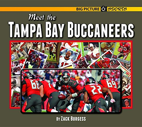 Meet the Tampa Bay Buccaneers (Big Picture Sports) (Burgess Bay)