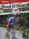 La Grande Histoire du Tour du France n° 18 - 1978 - Hinault, le Tour de Force par L'Équipe
