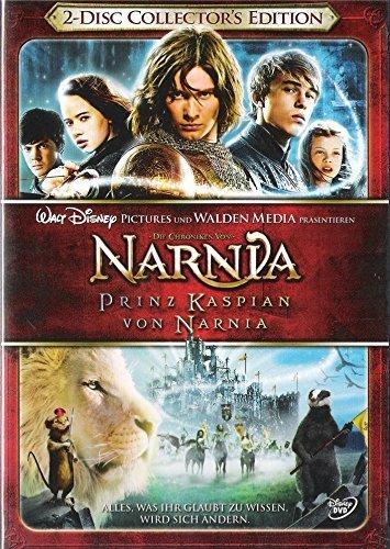 Die Chroniken von Narnia - Prinz Kaspian von Narnia (Collector's Edition) 2-Disc