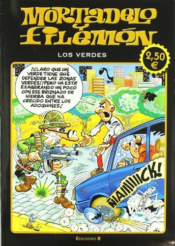 Mortadelo y Filemón: los verdes (Olé)