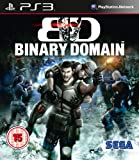 Binary Domain Game PS3 [UK-Import]