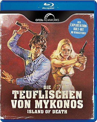 Bild von Die Teuflischen von Mykonos - Uncut [Blu-ray]