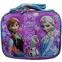 Preisvergleich für Disney Frozen Elsa, Anna & Olaf Purplr Lunch Bag / 107 by Disney