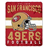 San Francisco 49ers Official NFL Blanket Fleece Blanket - Best Reviews Guide