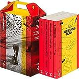 SZ Literaturkoffer Spanien   Bücher Set   Literatur-Sammlung mit Rodoreda, Laforet und Montalbán   4 Taschenbücher - Manuel Vázquez Montalbán