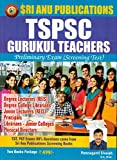 TSPSC Gurukul Teachers Preliminary Exam ( Screening Test ) Set of 2 Books [ ENGLISH MEDIUM ]