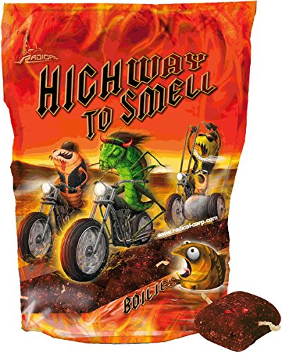 (9,99/kg) Radical Highway to Smell Pillow 1kg Boilie