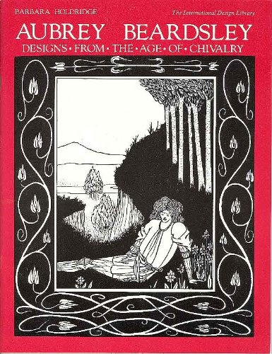 Aubrey Beardsley Designs (International Design Library)