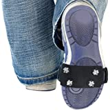 Crampons pour chaussures ''Easy Fix - Perfect Grip''