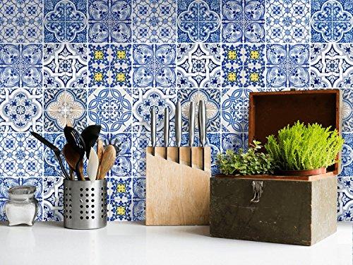 Piastrelle decorative adesive design adesivi autoadesivi