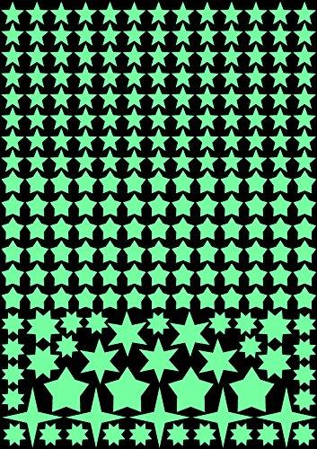 luz-pared-adhesivo-estrellasset-con-225en-la-oscuridad-nachleuchtenden-pegatinas-de-estrellas-para-l