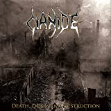 Cianide: Death Doom Destruction [Vinyl LP] (Vinyl)