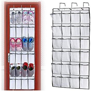 apalus ordnungssysteme f r wand und t r h nge aufbewahrung mit taschen organisierer zum. Black Bedroom Furniture Sets. Home Design Ideas