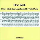 Octet / Music for a Large Ensemble / Violin Phase