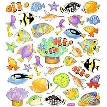 Pegatinas de peces for Pegatinas de peces