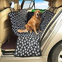 MATCC Auto Hundedecke Hunde Autoschondecke Wasserdicht Hundedecke Auto Autodecke Hund Mit Seitenschutz Hundeschutzdecke Auto Kofferraumschutz Auto Hunde Decke Autoschutzdecke Hund (130*150*55cm)