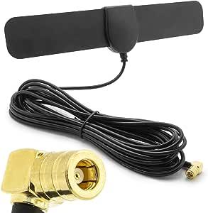 Dab Scheiben Antenne Auto Radio Adapter Dab Smb Für Jvc Kenwood Sony Alpine Pioneer