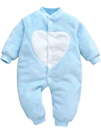 HCFKJ Ropa Bebe NiñA Invierno NiñO Manga Larga Camisetas Beb Conjuntos Moda ReciéN Nacido Bebé NiñAs