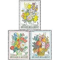 Bélgica 2017-2019 (completa.edición.) 1980 Gante Flower Show (sellos para los coleccionistas)