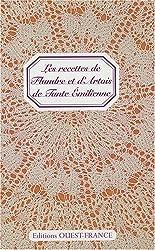 Les recettes de Flandre et d'Artois de Tante Emilienne