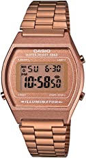 Casio Collection Unisex Retro Armbanduhr B640WB