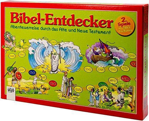 """°°1191 Gesellschaftspiel """"Bibel-Entdecker AT NT"""", ab 7 Jahren"""
