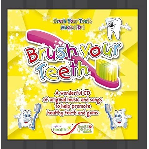 Brush Your Teeth - Music CD 1 (2-4yrs) by Unsigned