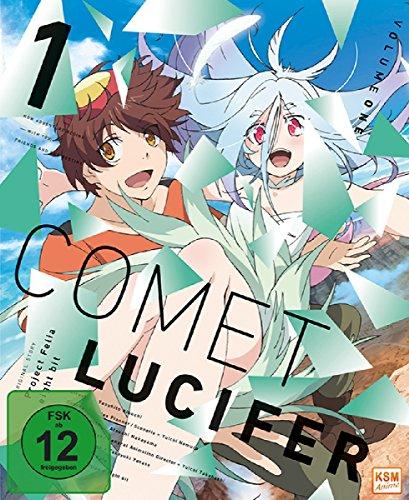 Comet Lucifer 1 - Episode 01-06 [Blu-ray] Preisvergleich