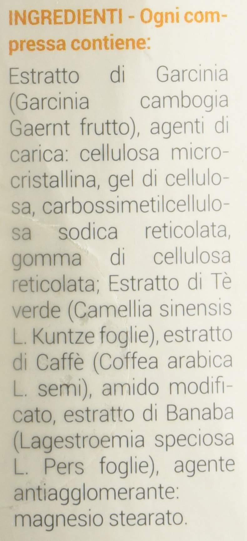 XL-S Medical Integratore Dimagrante Brucia Grassi - 60 Capsule 3 spesavip