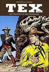 Tex, Maxi n°2 : Le chasseur de fossiles