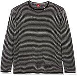 s.Oliver Big Size Herren 15711614504 Pullover, Schwarz (Black 99G1), XXX-Large