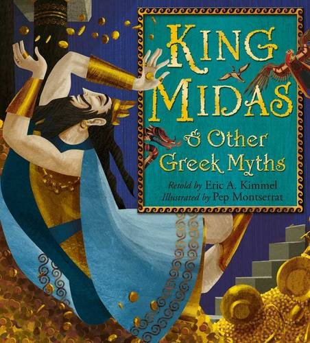 King Midas and other greek myths