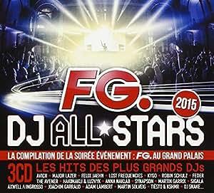 Fg DJ All Stars 2015