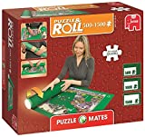 Jumbo - Puzzle y roll up, 1500 piezas, color verde (617690)