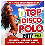 Top Disco Polo 2017 vol. 2 [CD]