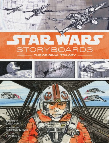 Star Wars Storyboards: The Original Trilogy por J. W. Rinzler