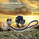 Festnight Mini High Definition Video Camera with Newest Portable Cam/Super Lightweight Great Gifts Recording Function Mini Camera