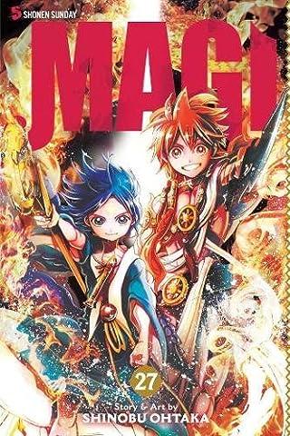 Magi Volume 27