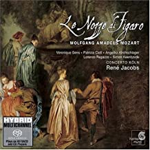 Mozart - Les Noces de Figaro (SACD Hybride)