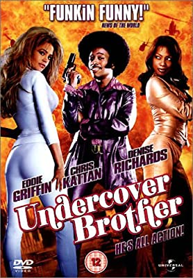Undercover Brother [UK Import]