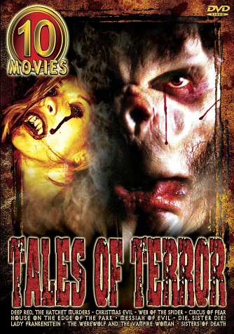 Tales of Terror (Deep Red / Christmas Evil / Web of the Spider / Circus of Fear / House on the Edge of the Park / Messiah of Evil / Die Sister Die / Lady Frankenstein / Werewolf & the Vampire Woman / Sisters of Death) Lady Frankenstein