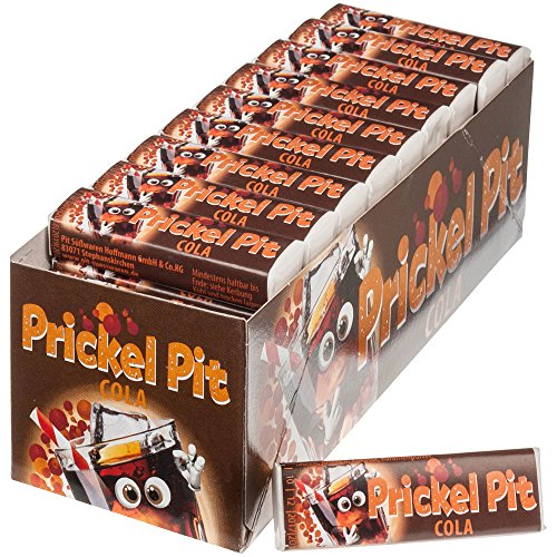 Prickel Pit Brause Bonbons Cola 50 Stück 475 g