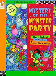 Mystery of the Monster Party (A search-and-solve gamebook: Skill level 1)